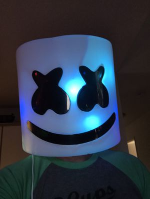 Marshmello Halloween mask for Sale in Portland, OR