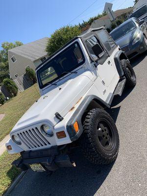 1997 Jeep Wrangler T.J. for Sale in Fieldsboro, NJ