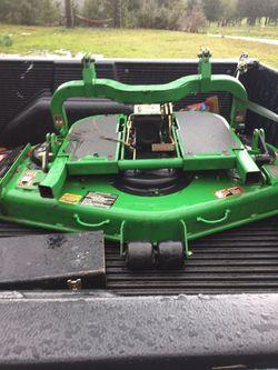 John deer deck tractor for Sale in Honea Path,  SC