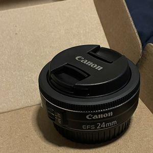 Canon EFS 24mm Prime Lens for Sale in Wilsonville, OR