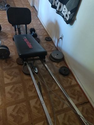 Multiple exercise equipment for Sale in Tempe, AZ
