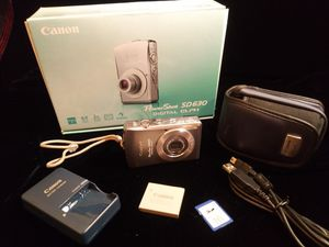 "CANON"" POWERSHOT DIGITAL ELPH CAMERA  for Sale in Carlsbad, CA"