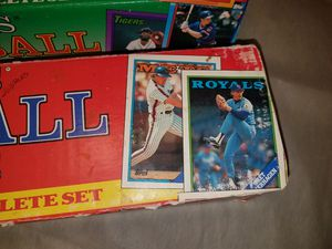 Baseball cards for Sale in Cedar Hill, TX