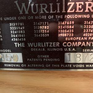 Free Piano Wurlitzer Model P150 for Sale in Broomall, PA