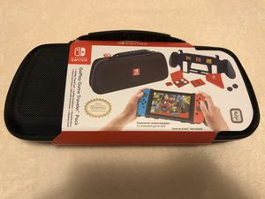 Brand new Nintendo Switch GoPlay Traveler pack case and grips for Sale in San Jose, CA