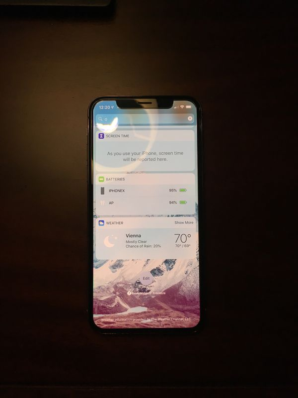 IPhone X 256Gb (Perfect Condition) (Fully Unlocked)