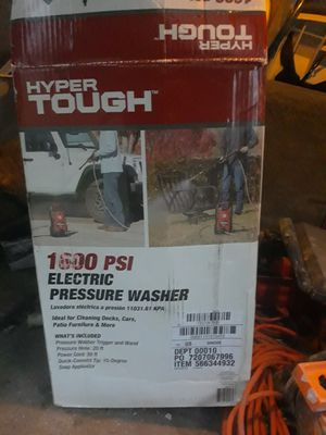 Electric pressure washer for Sale in Houston, TX