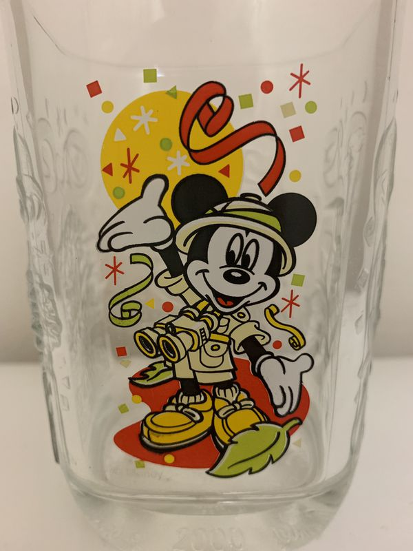 2000 Disney Celebration Glass McDonald's Collectible