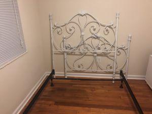 Vintage Antique FullSize Bed Frame for Sale in Alexandria, VA