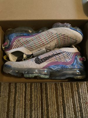 Nike Air Vapormax 2020 FK Pure Platinum for Sale in Milford Mill, MD