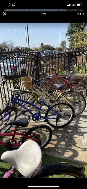 Used bikes for Sale in Los Angeles, CA