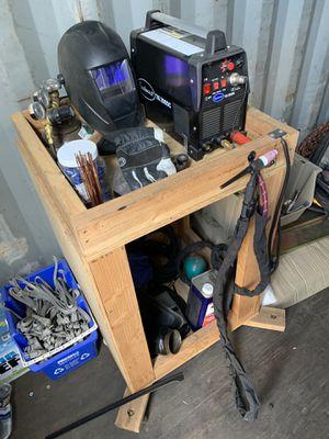 Eastwood tig 200 DC welder 450 OBO for Sale in Fresno, CA