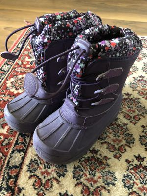Girls snow boots for Sale in Ashburn, VA