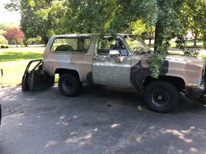 85 Chevy Blazer Military for Sale in Tabernacle, NJ