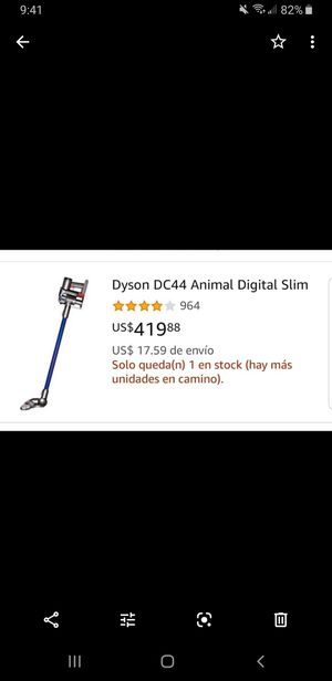 Dyson cord less vacuum cleaner for Sale in SUNNY ISL BCH, FL