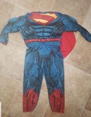 toddler superman costume 3T for Sale in Glen Burnie, MD