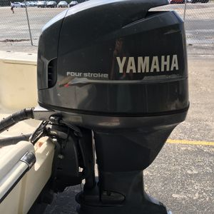 2001 Yamaha 115 4-stroke w/ 620 hours for Sale in Miami, FL