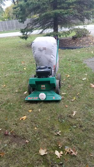 Billy goat walk behind leaf vacuum for Sale in Indianapolis, IN