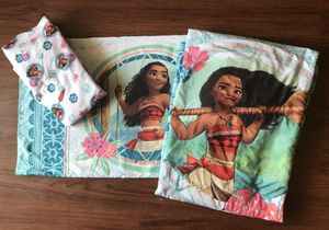 Moana Toddler Bedding for Sale in Garland, TX