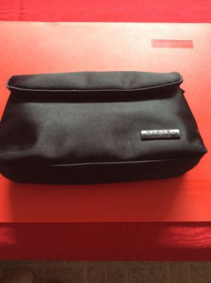 "Black Make up Bag by CHANEL, 9""/6"" for Sale in Adelphi, MD"