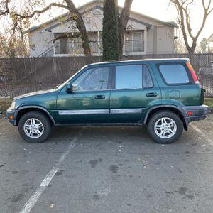 1999 Honda Cr-v for Sale in West Sacramento, CA