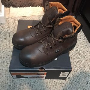 Timberlands Steel Toe Size 11.5 Water Proof New In Box for Sale in Stafford, VA