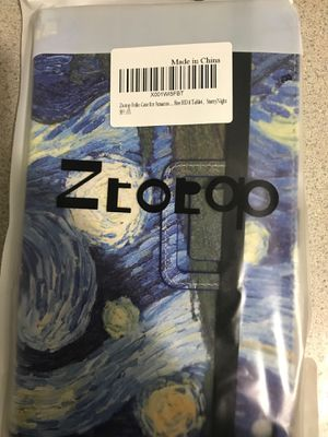 Ztotop Folio Case for Amazon Fire HD 8 Tablet for Sale in Lynwood, CA
