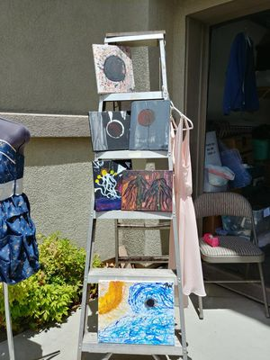 Abstract Art Pieces for Sale in Stockton, CA