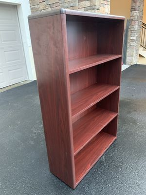 OFFICE BOOK SHELVES in good condition - delivery is negotiable for Sale in Coconut Creek, FL