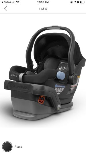 2017 UPPAbaby Mesa Infant Car Seat & Base for Sale in Downey, CA