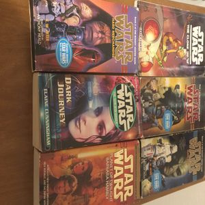 18 Star Wars Books for Sale in Oklahoma City, OK