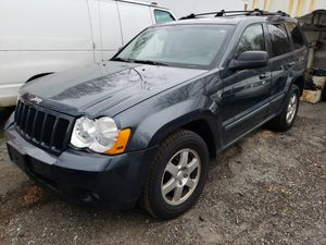 2008 Jeep Grand Cherokee Laredo 4x4 170k Miles Trail Rated Very strong for Sale in Bowie, MD