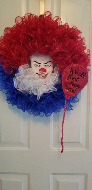 NEW Handmade Halloween wreath. $35 for Sale in Carlisle, PA