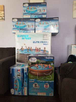 Swimming pools for Sale in Highland, CA