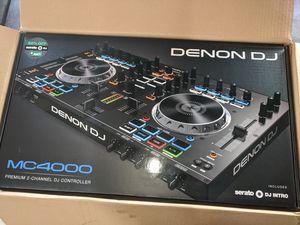Denon Mc4000 controller for Sale in Redondo Beach, CA