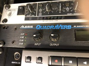 DJ effects. Alexis QuadraVerb pro audio for Sale in Los Angeles, CA