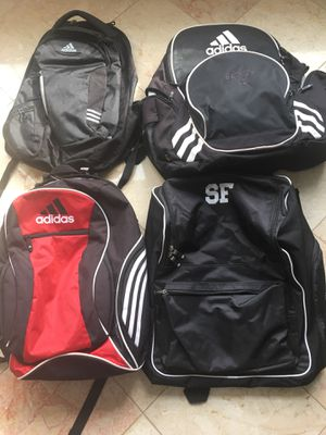 Two pair of backpack for Sale in Maple Glen, PA