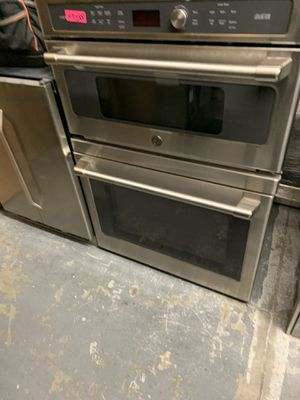 "Ge profile 30"" microwave oven combo for Sale in Long Beach, CA"