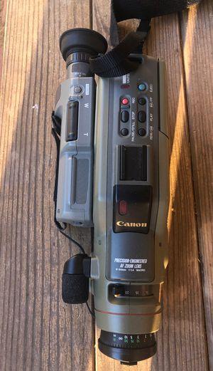 Canon E80- 8mm Video camera and recorder for Sale in Mauldin, SC