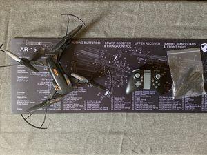 Visuo Drone 17 min flight + camera + 2 batteries for Sale in Tampa, FL