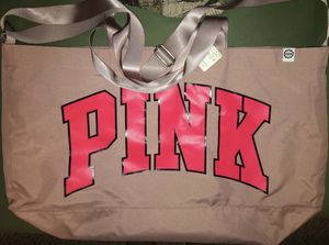 PINK Duffle Bag for Sale in Stockton, CA