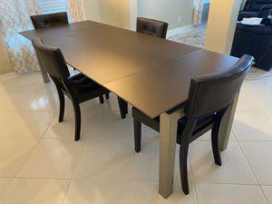 Designer Dining Room Table Set for Sale in Deerfield Beach, FL