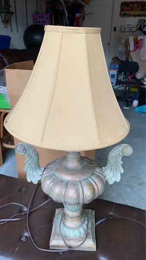 Antique lamp for Sale in Alafaya, FL