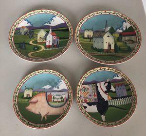 Plate Decor - Kitchen Plates- Kitchen decor for Sale in Chula Vista, CA