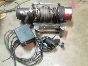 Ramsey winch rep - 8000 350.obo for Sale in Gig Harbor, WA