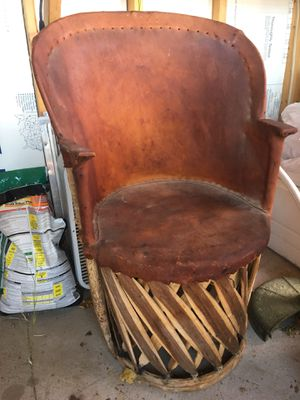 Antique Equipale Peacock Chairs for Sale in Tucson, AZ