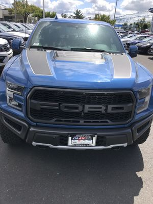 Ford F-150 Raptor 4wd Crew 145 with Navigation for Sale in Hillsboro, OR