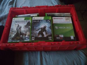 Xbox 360 games for Sale in Taylor, MO