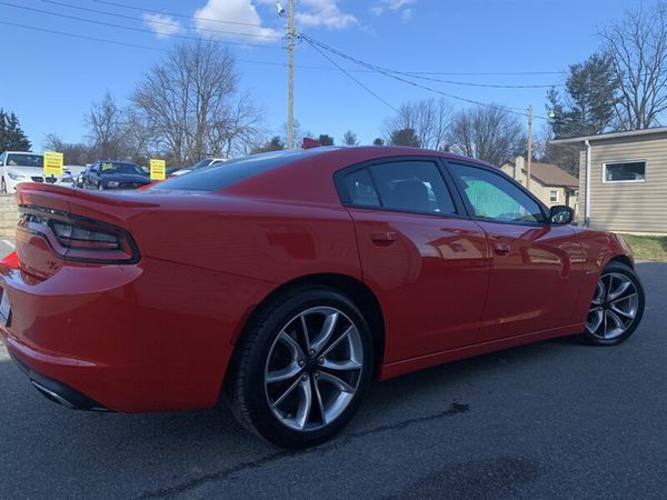 2015 Dodge Charger R/T Road/Track