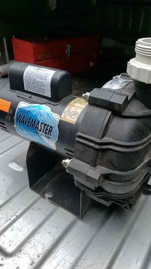 Watkins Wavemaster Pump for Pools or Hot Tubs for Sale in St. Peters, MO